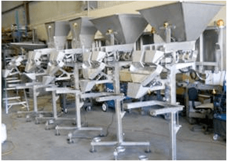 Fully-Automatic Dual Lane Filling Systems